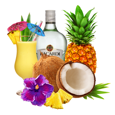 Pina Colada Cocktail e-Juice